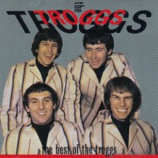 CDs de Música: TROGGS, THE - THE BEST OF... - CD. Lote 47385333