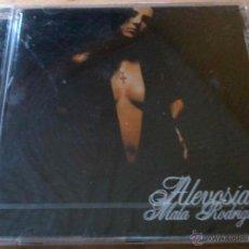 CDs de Música: MALA RODRÍGUEZ, ALEVOSÍA - CD NUEVO, AÚN PRECINTADO. Lote 47396179