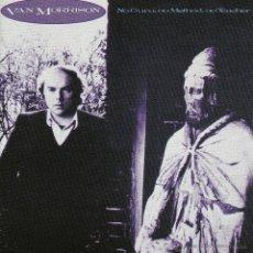 CDs de Música: VAN MORRISON - NO GURU, NO METHOD, NO TEACHER - CD. Lote 47405678