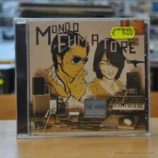 CDs de Música: MONDO FUMATORE - THE HAND - CD. Lote 47410159