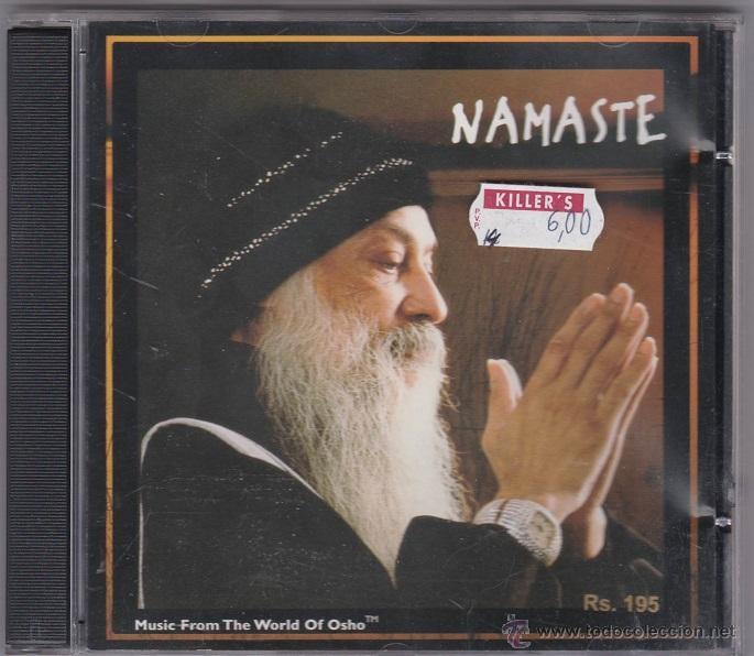 NAMASTE - MUSIC FROM THE WORLD OF OSHO (Música - CD's World Music)