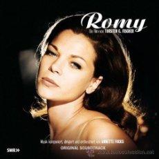 CDs de Música: ROMY / ANNETTE FOCKS CD BSO. Lote 47418934