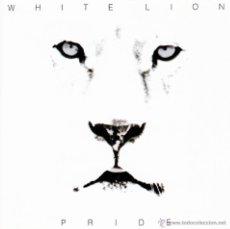 CDs de Música - WHITE LION - PRIDE - CD - 47420258