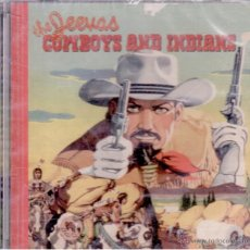 CDs de Música: THE JEEVAS - COWBOYS AND INDIANS. Lote 47430385
