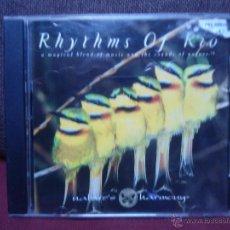 CD de Música: RYTHMS OF RIO, DAVID SCHEFFLER (PEDIDO MÍNIMO 10€). Lote 47440114