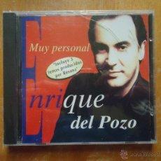 CDs de Música: CD PRECINTADO ENRIQUE DEL POZO. Lote 47458980
