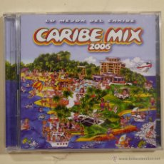 CDs de Música: CARIBE MIX 2006 - DOBLE CD. Lote 47477333