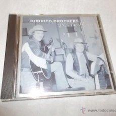 CDs de Música: BURRITO BROTHERS DOUBLE BARREL. Lote 47487680