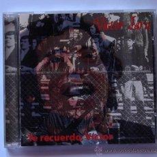 CDs de Música: VICTOR JARA - TE RECUERDO, VICTOR (CD). Lote 47520915