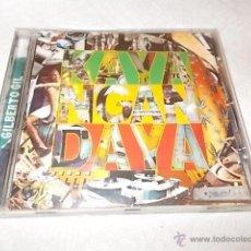 CDs de Música: GILBERTO GIL KAYA N'GAN DAYA. Lote 47523464