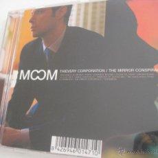 CDs de Música: THIEVERY CORPORATION MCM. Lote 47542826