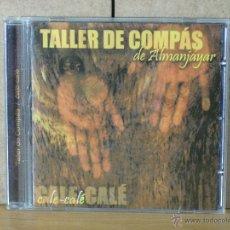 CDs de Música: TALLER DE COMPAS DE ALAMANJAYAR - CALE-CALÉ - 2002. Lote 47546084