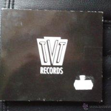 CDs de Música: TVT EUROPE PROMOTIONAL SAMPLER NO. 1/2004 (CD + DVD+ PROMO, SMPLR) . Lote 47551146