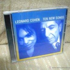 CDs de Música: LEONARD COHEN: TEN NEW SONGS. Lote 47553065