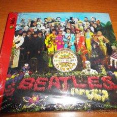 CDs de Música: THE BEATLES SGT. PEPPER´S LONELY HEART CLUB BAND EL PAIS CD ALBUM PRECINTADO DIGIPACK ESPAÑA 13 TEMA. Lote 47558242