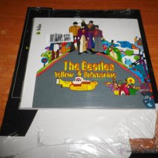 CDs de Música: THE BEATLES YELLOW SUBMARINE CD ALBUM PRECINTADO CON CAJA DE LA COLECCION EL PAIS ESPAÑA RARO. Lote 47578937