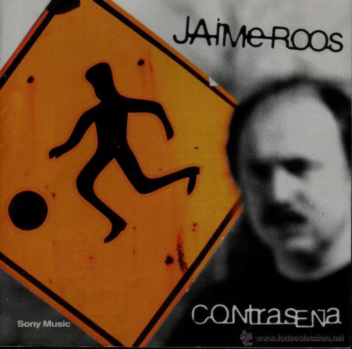 CD DE JAIME ROOS AÑO 2000 EDICIÓN ARGENTINA (Música - CD's Latina)