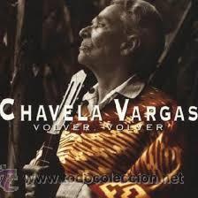 CHAVELA VARGAS. VOLVER VOLVER (Música - CD's Otros Estilos)