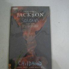 CDs de Música: MICHAEL JACKSON AND JANET JACKSON-SCREAM- CD SINGLE JAPAN 3 PULGADAS.. Lote 47598361