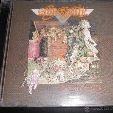 CDs de Música: AEROSMITH TOYS IN THE ATTIC CD (1975). Lote 47613894