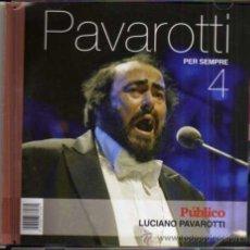 CDs de Música: CD - PAVAROTTI PER SEMPRE 4 - PÚBLICO. Lote 47617189