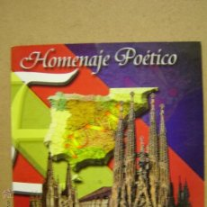 CDs de Música: CD HOMENAJE POÉTICO A FRANCISCO FRANCO. Lote 47618893