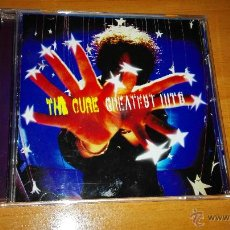 CDs de Música: CD THE CURE , GREATEST HITS. Lote 47623907