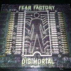 CDs de Música: FEAR FACTORY - DIGIMORTAL. Lote 47625551