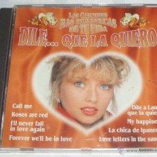 CDs de Música: CD LAS CANCIONES MAS ROMANTICAS DE TU VIDA AÑO 1986. Lote 47640349