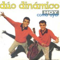 CDs de Música: DUO DINAMICO / QUISIERA SER / QUINCE AÑOS TIENE MI AMOR / ESOS OJITOS NEGROS / COMO AYER (CD SINGLE). Lote 47661393