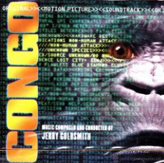 CDs de Música: BSO CONGO CD ALBUM 1995 (JERRY GOLDSMITH). Lote 47669255