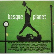 CDs de Música: BASQUE PLANET -WAGRAM MUSIC - FERMIN MUGURUZA - BERRI TXARRAK - MALAKA - KOKEIN - KURAIA - SKALARIAK. Lote 47669589