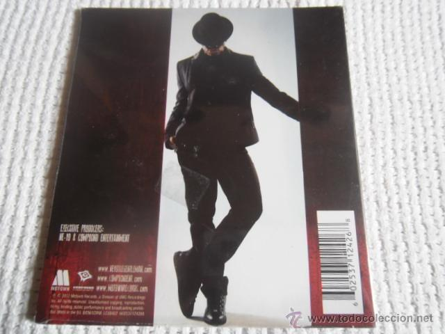 CDs de Música: NE-YO - R.E.D. CD DELUXE EDITION 4 UNRELEASED BONUS + POSTER SEALED - Foto 2 - 47674293