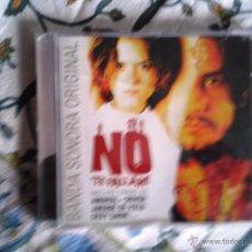 CDs de Música: CD NUEVO SIN PRECINTAR BANDA SONORA CINE FILM NO TE FALLARÉ AMARL DOVER SEXY SADIE JARABE DE PALO. Lote 47701135