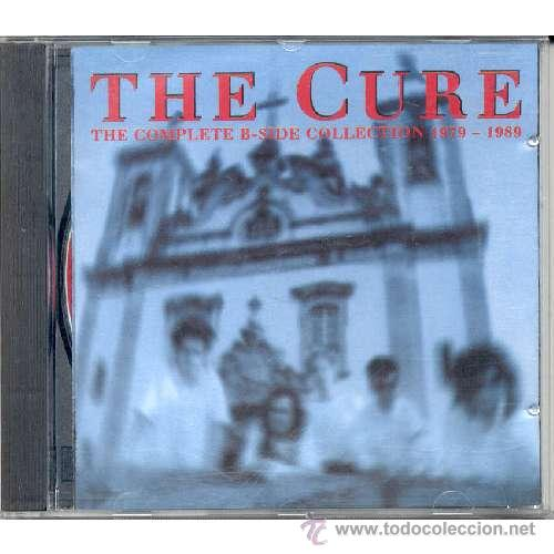 THE CURE -THE COMPLETE B-SIDE COLLECCION 1979-1989 (Música - CD's New age)