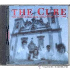 CDs de Música: THE CURE -THE COMPLETE B-SIDE COLLECCION 1979-1989. Lote 47706992