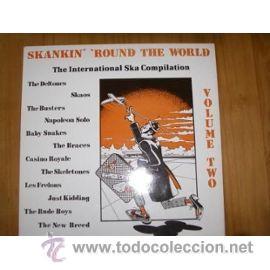 SKANKIN ROUND THE WORLD VOLUME TWO (Música - CD's Reggae)