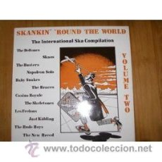 CDs de Música: SKANKIN ROUND THE WORLD VOLUME TWO. Lote 47707000