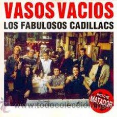 CDs de Música: LOS FABULOSOS CADILLACS. Lote 47707057
