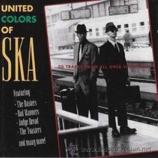 CDs de Música: UNITED COLORS OF SKA-RECOPILATORIO SKATALITIKO. Lote 47707062