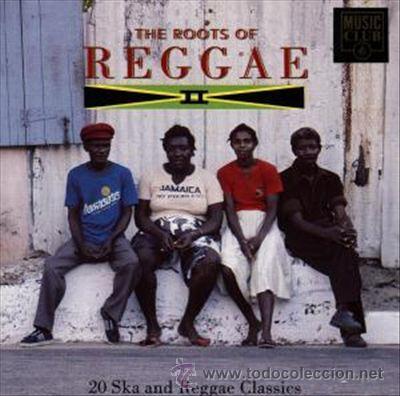THE ROOTS OF REGGAE LL (Música - CD's Reggae)