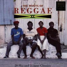 CDs de Música: THE ROOTS OF REGGAE LL. Lote 47707074
