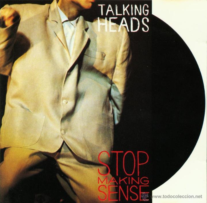 TALKING HEADS - STOP MAKING SENSE (Música - CD's New age)