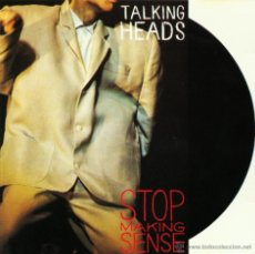 CDs de Música: TALKING HEADS - STOP MAKING SENSE. Lote 47708862