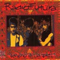 CDs de Música: RADIO FUTURA- VENENO EL LA PIEL. Lote 47708916