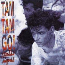CDs de Música: TAM TAM GO! - ESPALDAS MOJADAS - CD. Lote 47709020