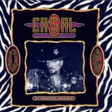 CDs de Música: TINO CASAL - GRANDES EXITOS (ETIQUETA NEGRA) - CD. Lote 47710908
