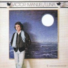 CDs de Música: VICTOR MANUEL - LUNA - CD. Lote 47713115