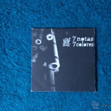 CDs de Música: 7 NOTAS 7 COLORES.. Lote 47718096