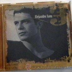 CDs de Música: CD - ALEJANDRO SANZ - 3 - CANTANTE ESPAÑOL - MÚSICA ROMÁNTICA AÑOS 90 - MÁS COSAS DE ÉL EN VENTA. Lote 47723781
